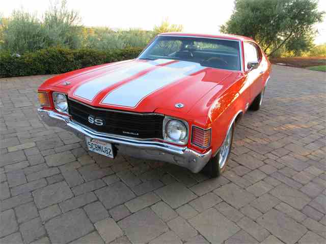 Picture of '72 Chevelle - LJVD