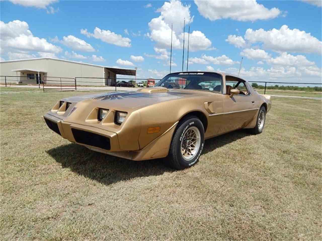 Large Picture of 1979 Firebird Trans Am located in Texas Offered by Lone Star Muscle Cars - LG18