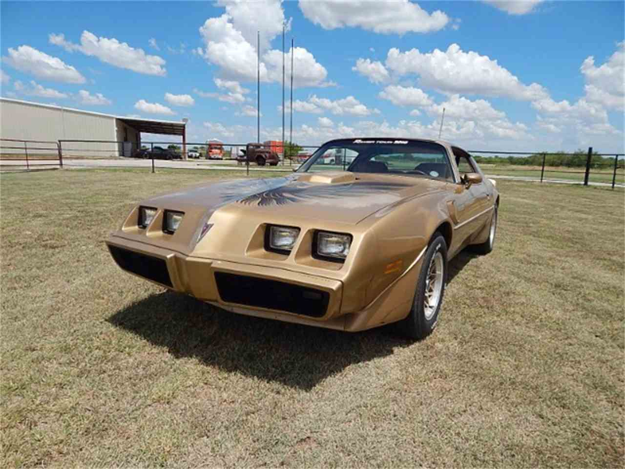 Large Picture of '79 Pontiac Firebird Trans Am located in Texas - $31,000.00 Offered by Lone Star Muscle Cars - LG18