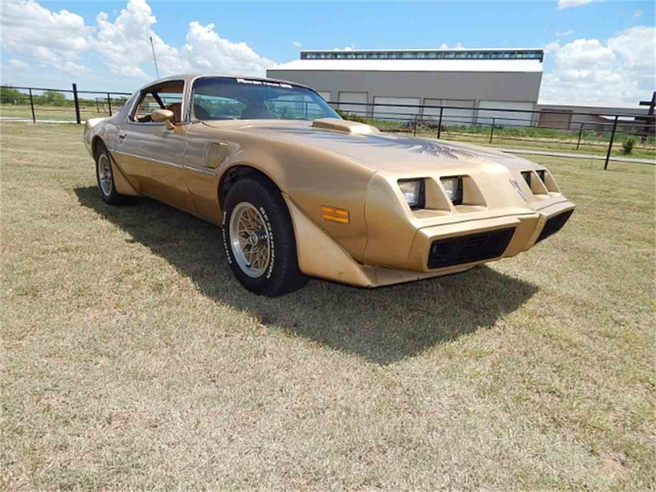 Large Picture of 1979 Firebird Trans Am Offered by Lone Star Muscle Cars - LG18