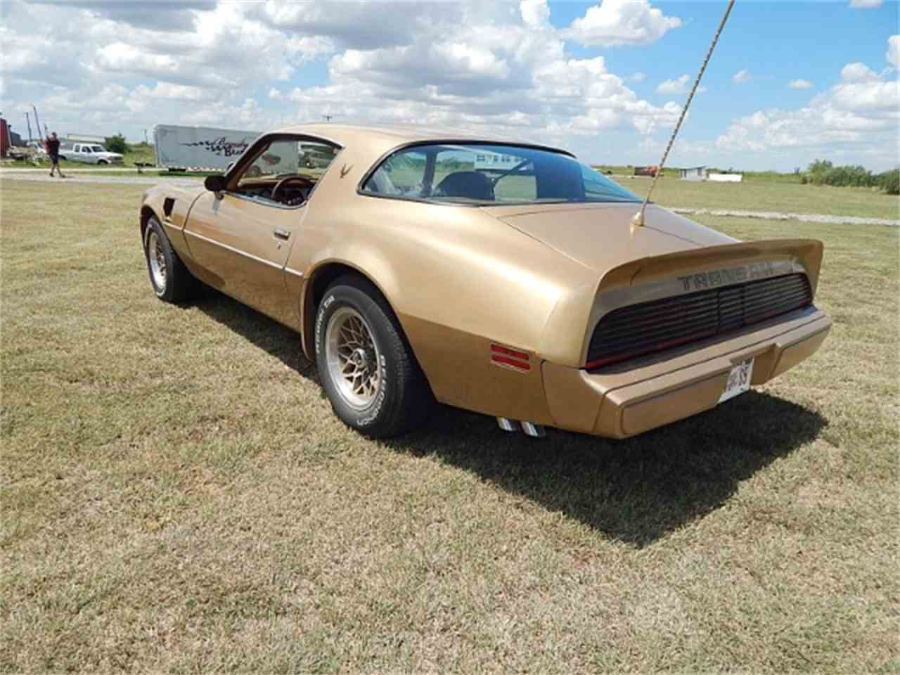 Large Picture of 1979 Pontiac Firebird Trans Am Offered by Lone Star Muscle Cars - LG18