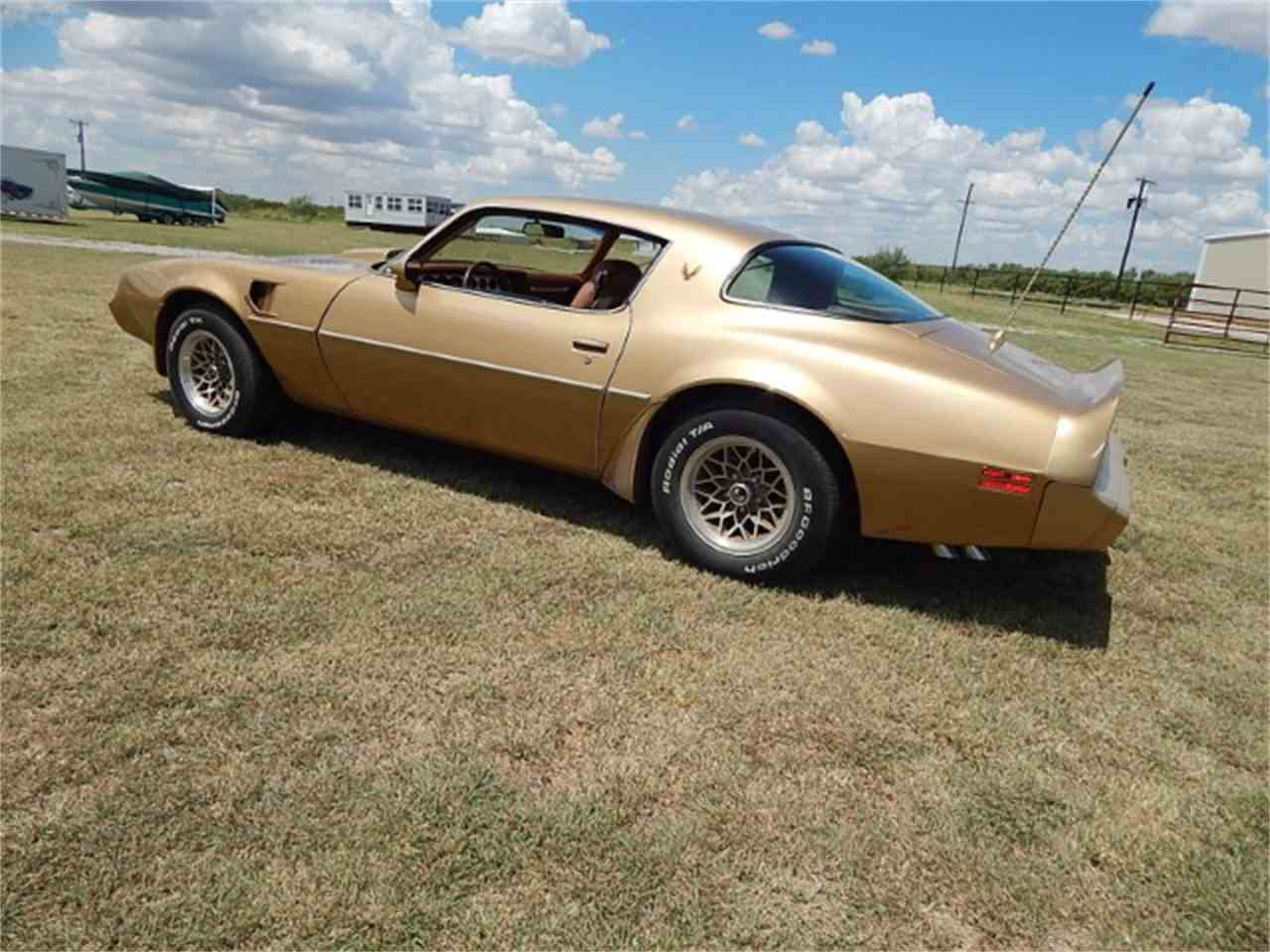 Large Picture of '79 Pontiac Firebird Trans Am - $31,000.00 Offered by Lone Star Muscle Cars - LG18