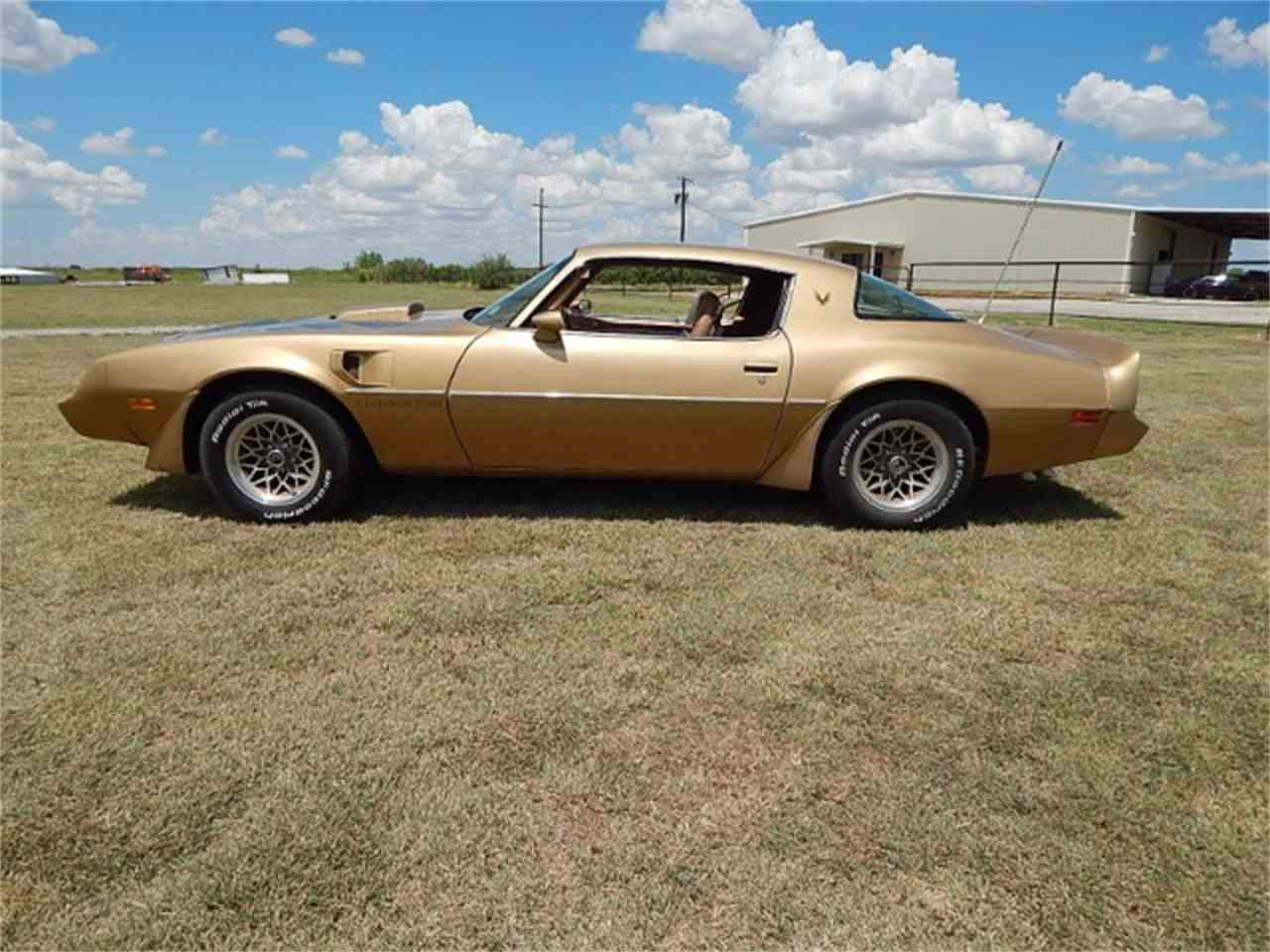 Large Picture of '79 Firebird Trans Am located in Wichita Falls Texas - LG18
