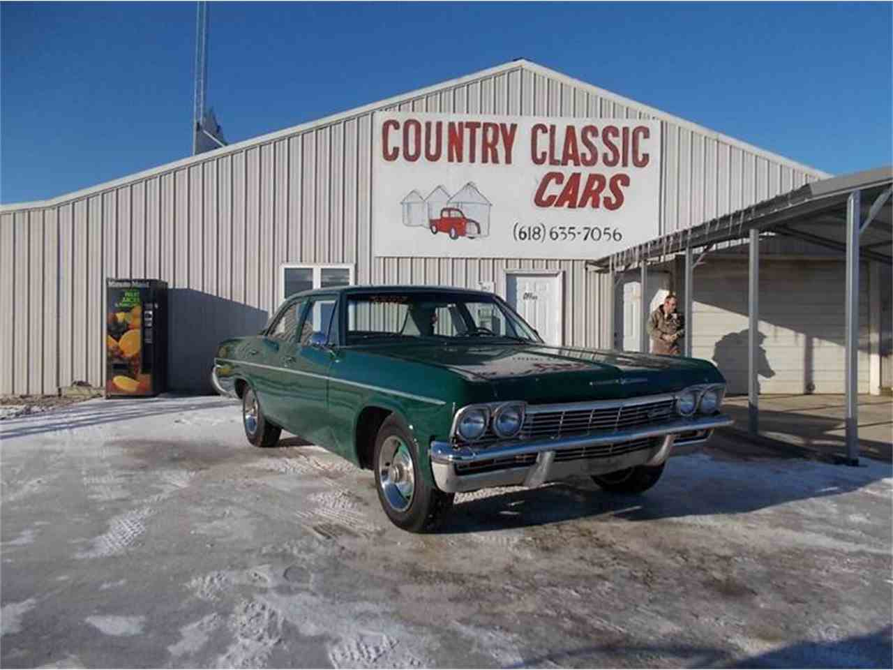1965 Chevrolet Bel Air for Sale | ClassicCars.com | CC-1005662
