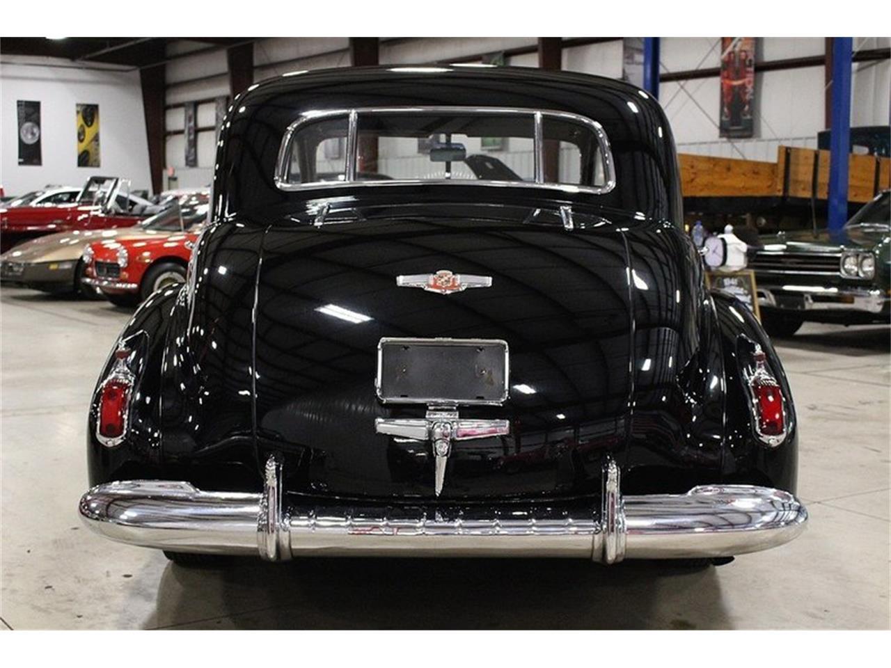 Large Picture of '41 Fleetwood - LKIQ