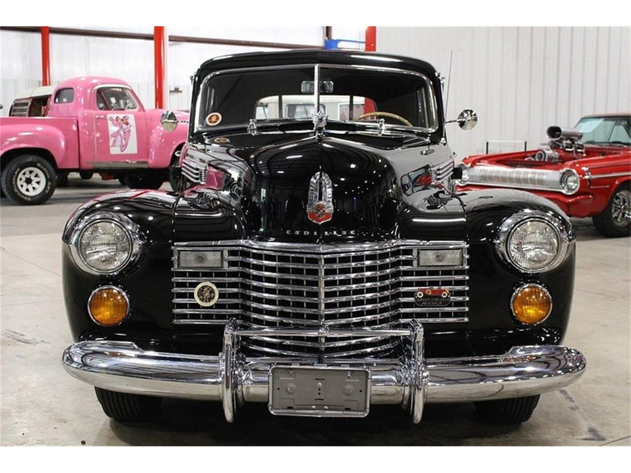 Large Picture of '41 Fleetwood - LKIQ