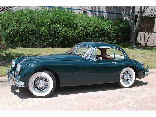 Picture of Classic '59 Jaguar XK150 located in Houston Texas Auction Vehicle Offered by  - LKJQ