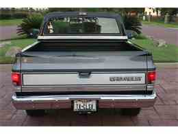 Picture of '87 Chevrolet C10 - $18,900.00 Offered by Texas Trucks and Classics - LG3L