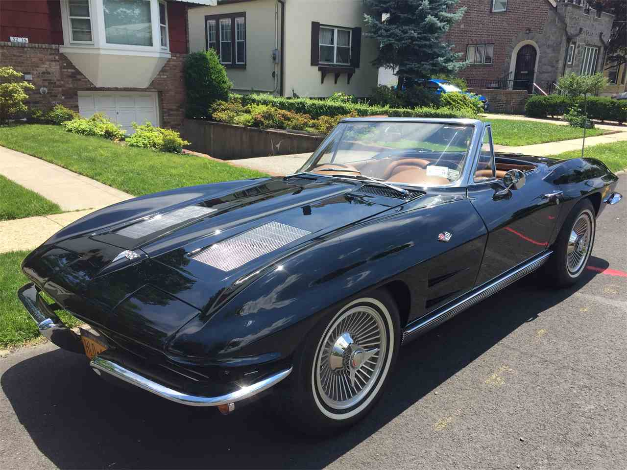 1963 chevrolet corvette for sale cc. Black Bedroom Furniture Sets. Home Design Ideas