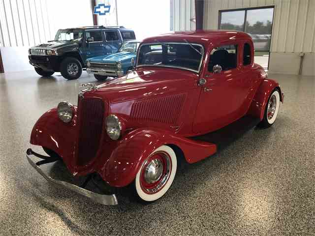 Picture of '34 5-Window Coupe - LKK2