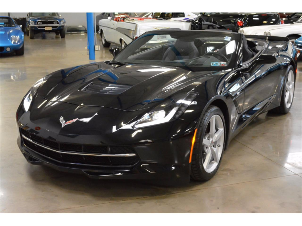 Large Picture of '15 Corvette - LKKE