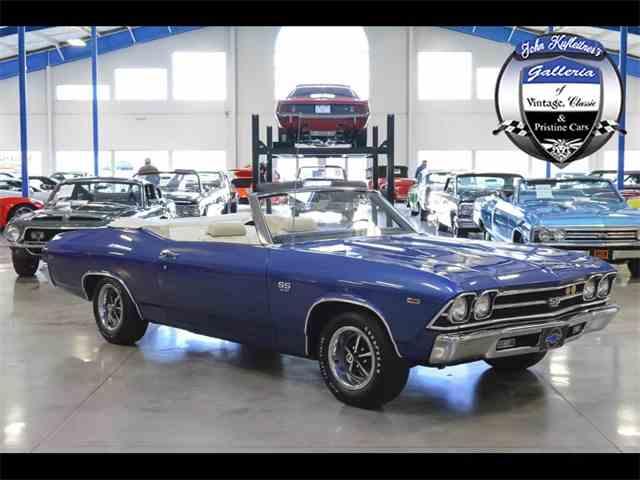 Picture of '69 Chevrolet Chevelle - $75,000.00 Offered by John Kufleitner's Galleria - LKKG