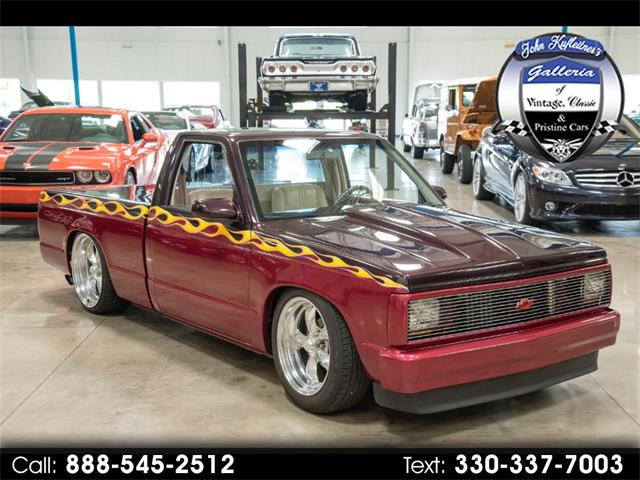 Picture of '91 Chevrolet S10 located in Ohio - $21,500.00 Offered by  - LKLN
