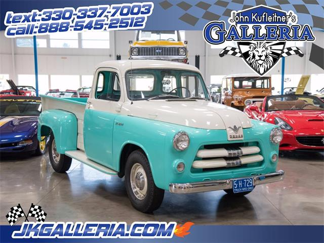 Picture of Classic 1955 Dodge Pickup located in Salem Ohio - $29,500.00 Offered by  - LKLR