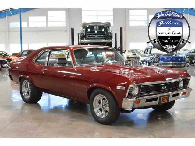 1968 Chevrolet Nova for Sale on ClicCars.com