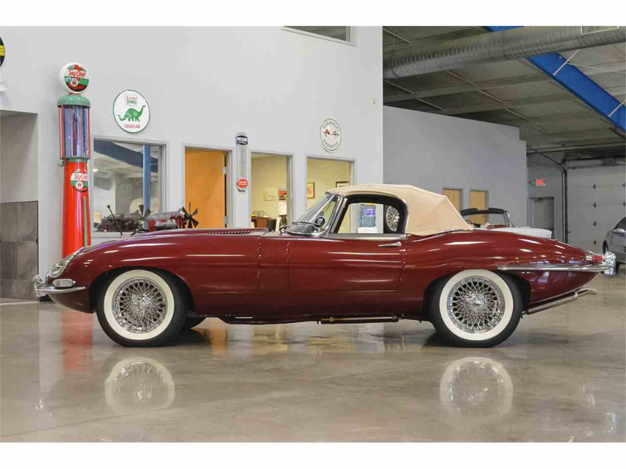 Large Picture of '64 XK - LKLV