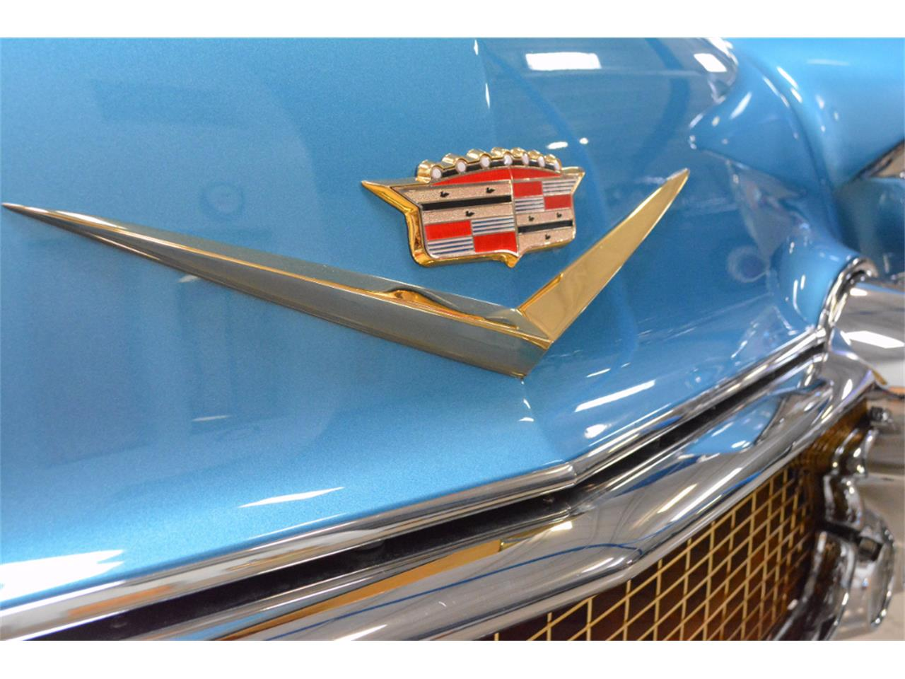 Large Picture of Classic 1957 Eldorado located in Salem Ohio Offered by John Kufleitner's Galleria - LKLZ