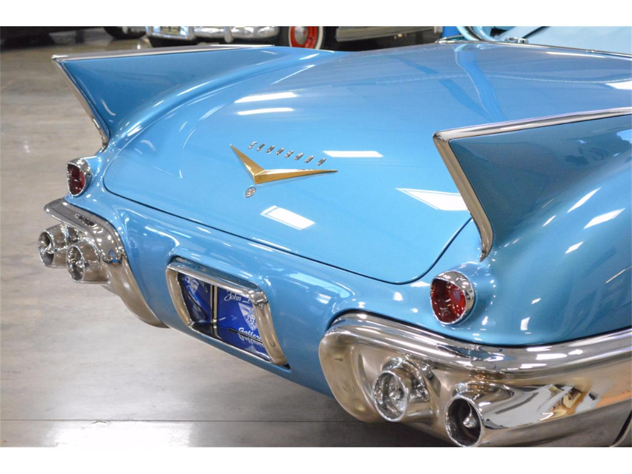Large Picture of '57 Cadillac Eldorado Auction Vehicle - LKLZ