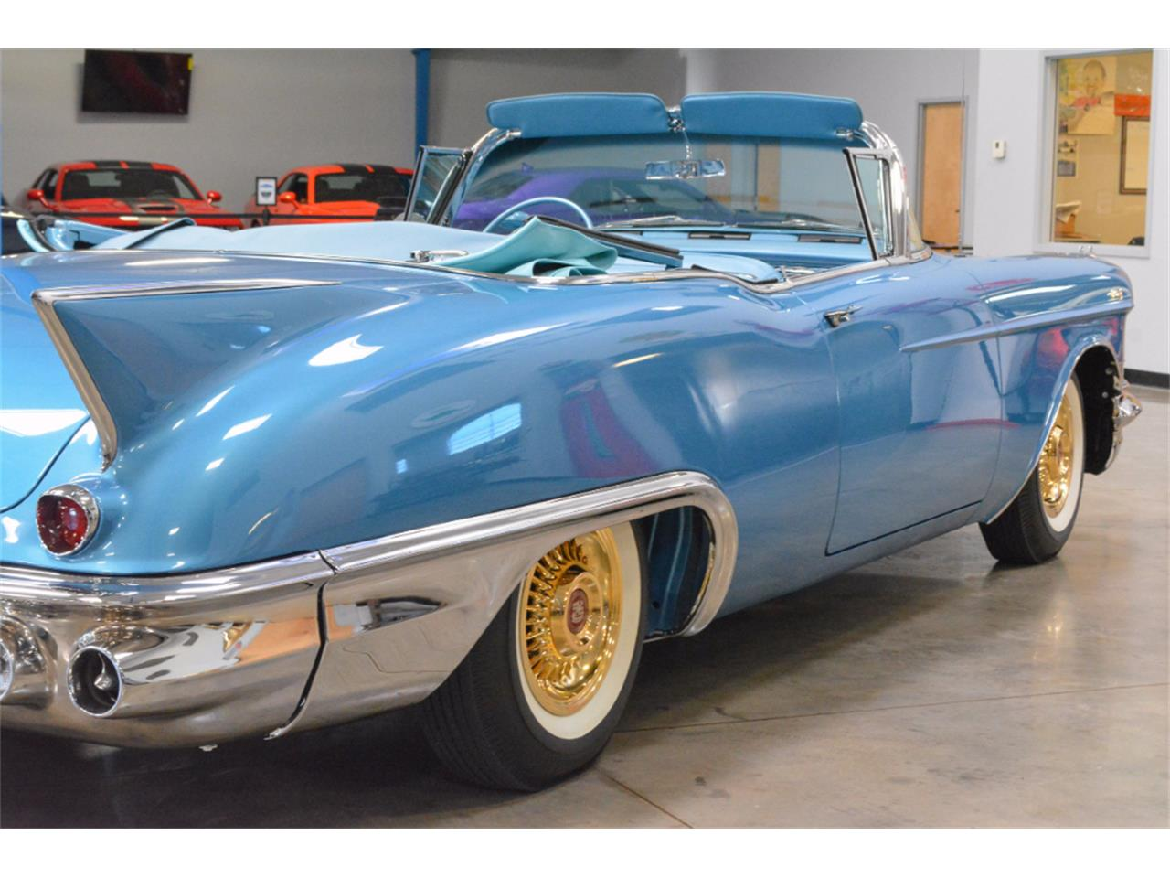 Large Picture of 1957 Cadillac Eldorado Auction Vehicle Offered by John Kufleitner's Galleria - LKLZ