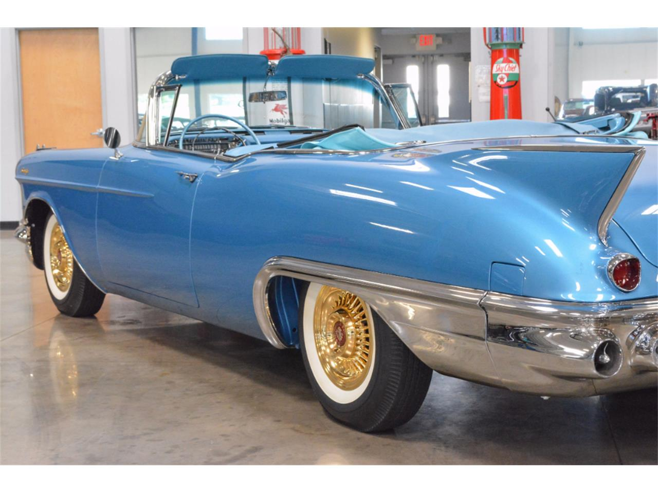 Large Picture of Classic 1957 Cadillac Eldorado located in Ohio Auction Vehicle Offered by John Kufleitner's Galleria - LKLZ