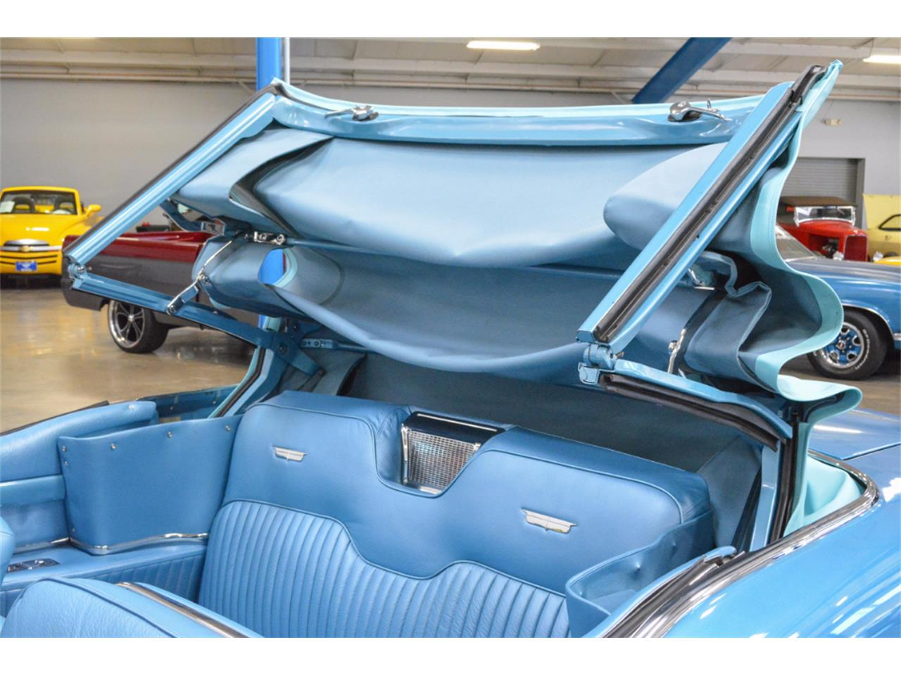Large Picture of 1957 Cadillac Eldorado located in Salem Ohio Auction Vehicle Offered by John Kufleitner's Galleria - LKLZ