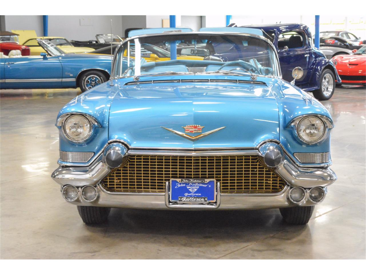 Large Picture of '57 Cadillac Eldorado Auction Vehicle Offered by John Kufleitner's Galleria - LKLZ