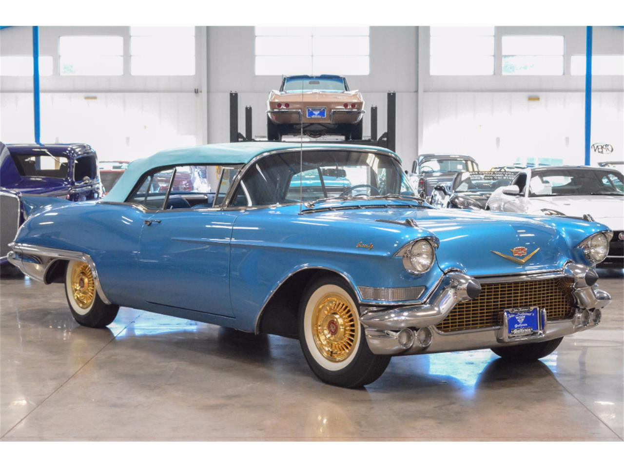 Large Picture of Classic '57 Cadillac Eldorado located in Ohio Auction Vehicle Offered by John Kufleitner's Galleria - LKLZ