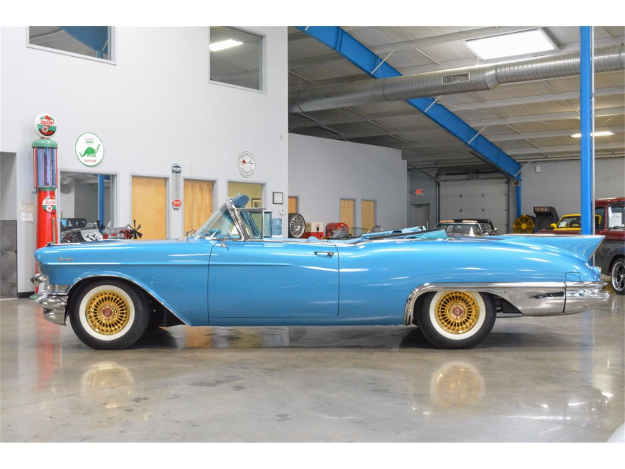 Large Picture of '57 Eldorado located in Ohio Auction Vehicle Offered by John Kufleitner's Galleria - LKLZ