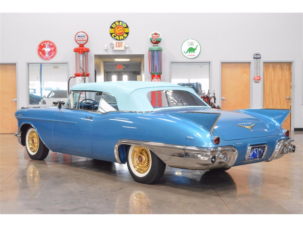 Large Picture of '57 Cadillac Eldorado located in Salem Ohio Offered by John Kufleitner's Galleria - LKLZ