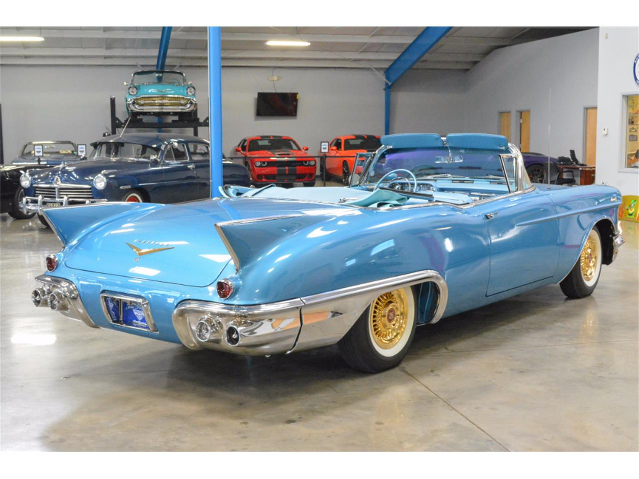 Large Picture of '57 Cadillac Eldorado located in Ohio Auction Vehicle - LKLZ