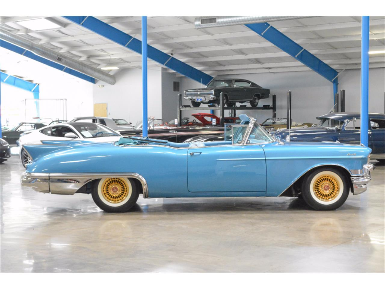 Large Picture of 1957 Eldorado located in Ohio Auction Vehicle Offered by John Kufleitner's Galleria - LKLZ