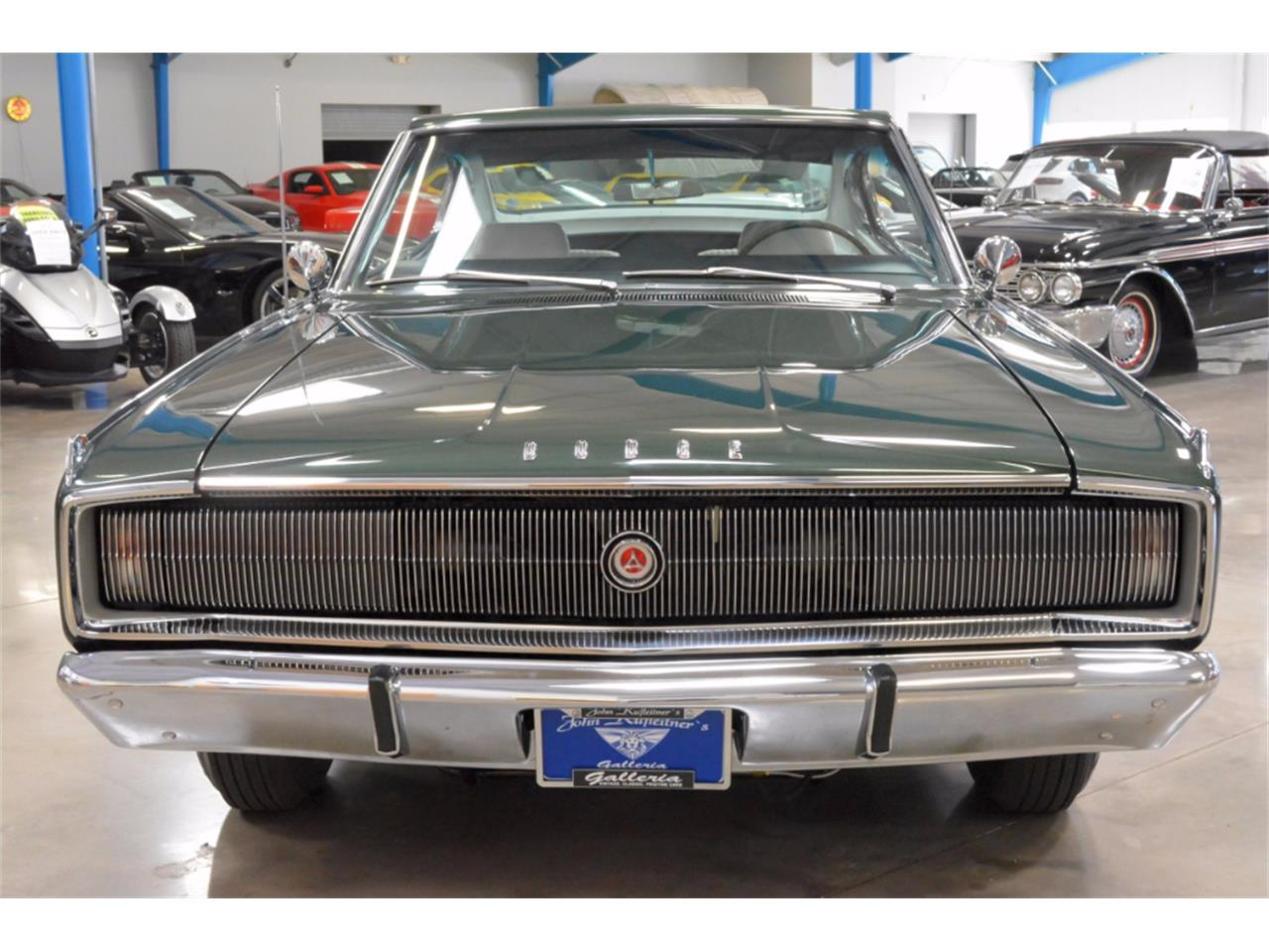 Large Picture of Classic 1967 Charger Offered by John Kufleitner's Galleria - LKM1