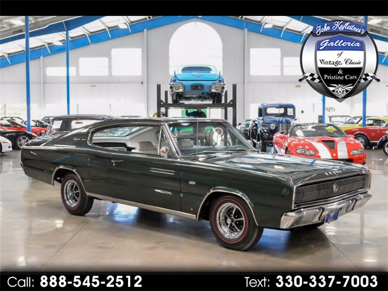 Large Picture of '67 Dodge Charger located in Ohio Offered by John Kufleitner's Galleria - LKM1