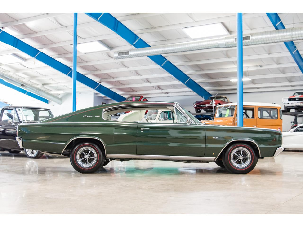 Large Picture of Classic '67 Dodge Charger - $175,000.00 Offered by John Kufleitner's Galleria - LKM1