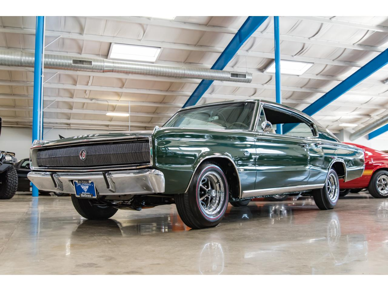 Large Picture of Classic 1967 Dodge Charger Offered by John Kufleitner's Galleria - LKM1