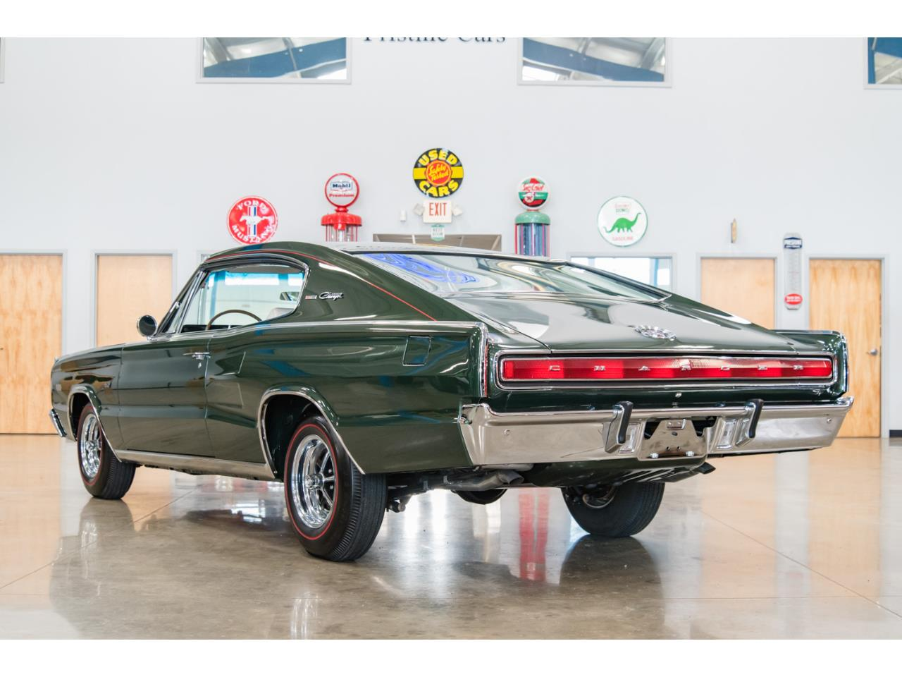Large Picture of '67 Dodge Charger located in Salem Ohio Offered by John Kufleitner's Galleria - LKM1