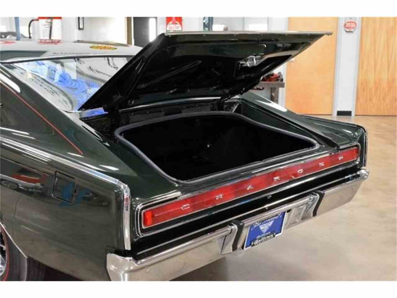 Large Picture of '67 Charger - LKM1