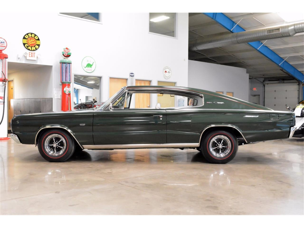 Large Picture of 1967 Dodge Charger located in Salem Ohio Offered by John Kufleitner's Galleria - LKM1