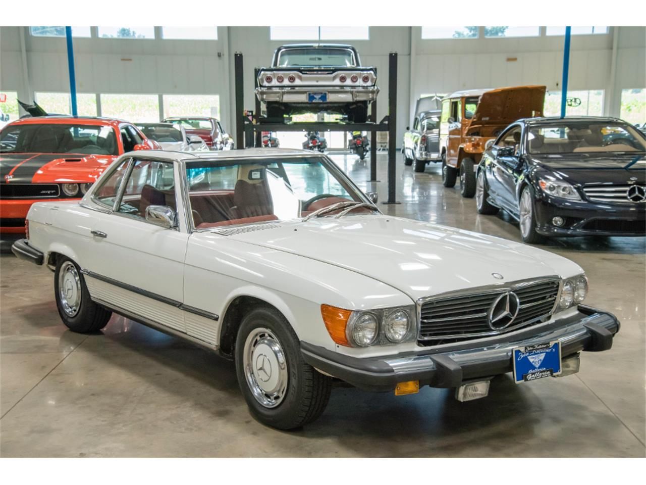 Large Picture of 1976 450SL located in Ohio - LKM8