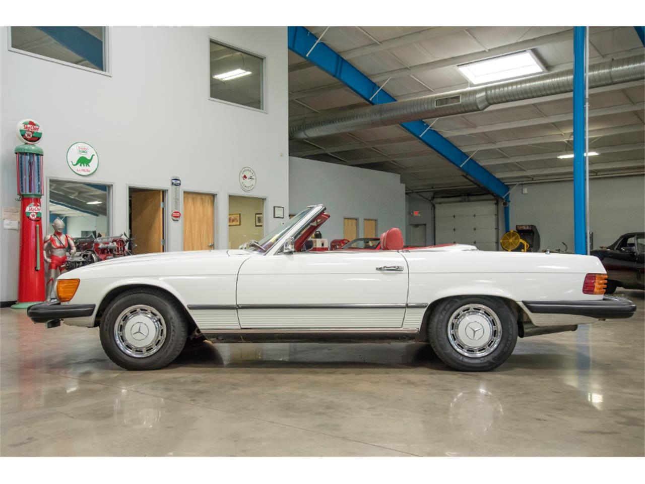 Large Picture of 1976 Mercedes-Benz 450SL - LKM8