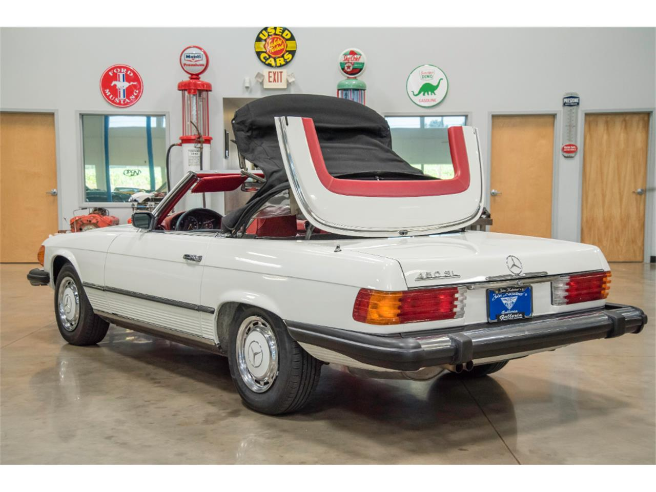 Large Picture of '76 450SL - LKM8