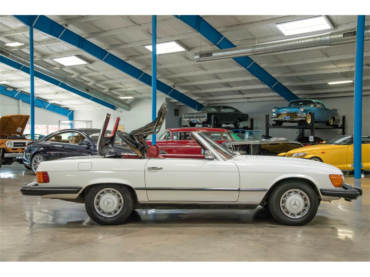 Large Picture of 1976 450SL - $16,800.00 Offered by John Kufleitner's Galleria - LKM8