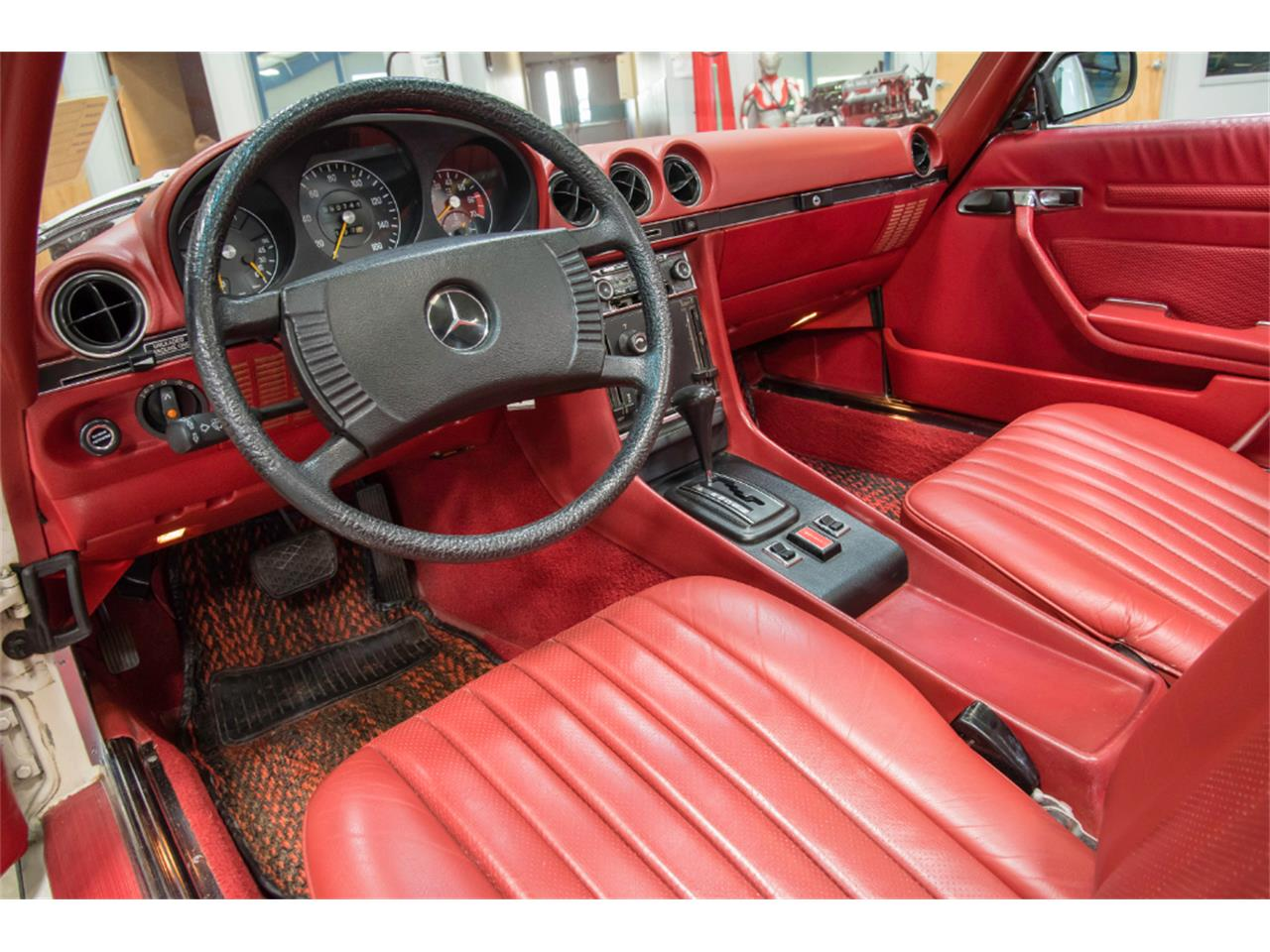 Large Picture of '76 Mercedes-Benz 450SL located in Salem Ohio Offered by John Kufleitner's Galleria - LKM8