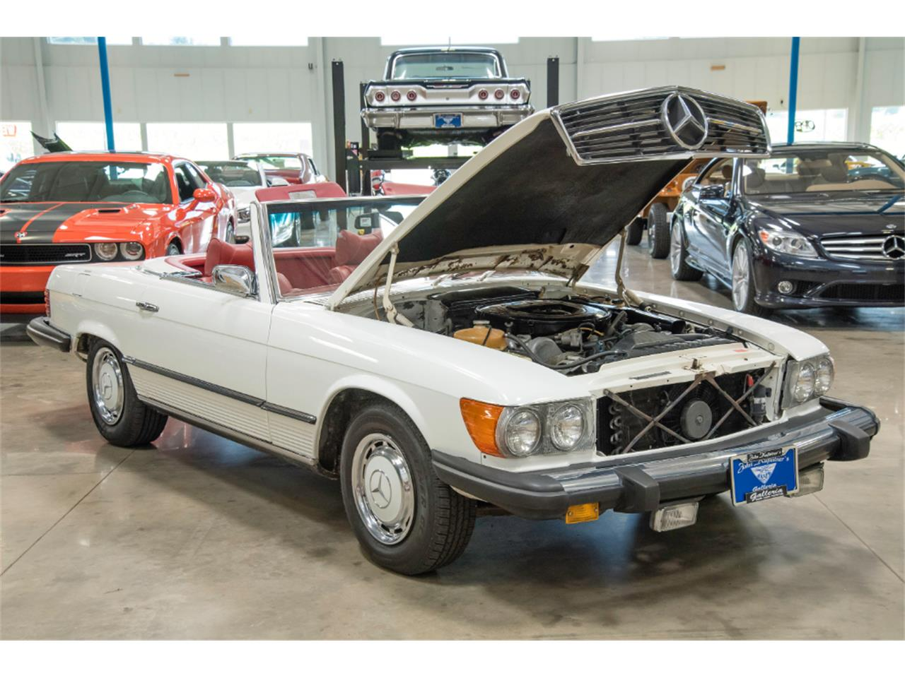 Large Picture of 1976 Mercedes-Benz 450SL - $16,800.00 Offered by John Kufleitner's Galleria - LKM8