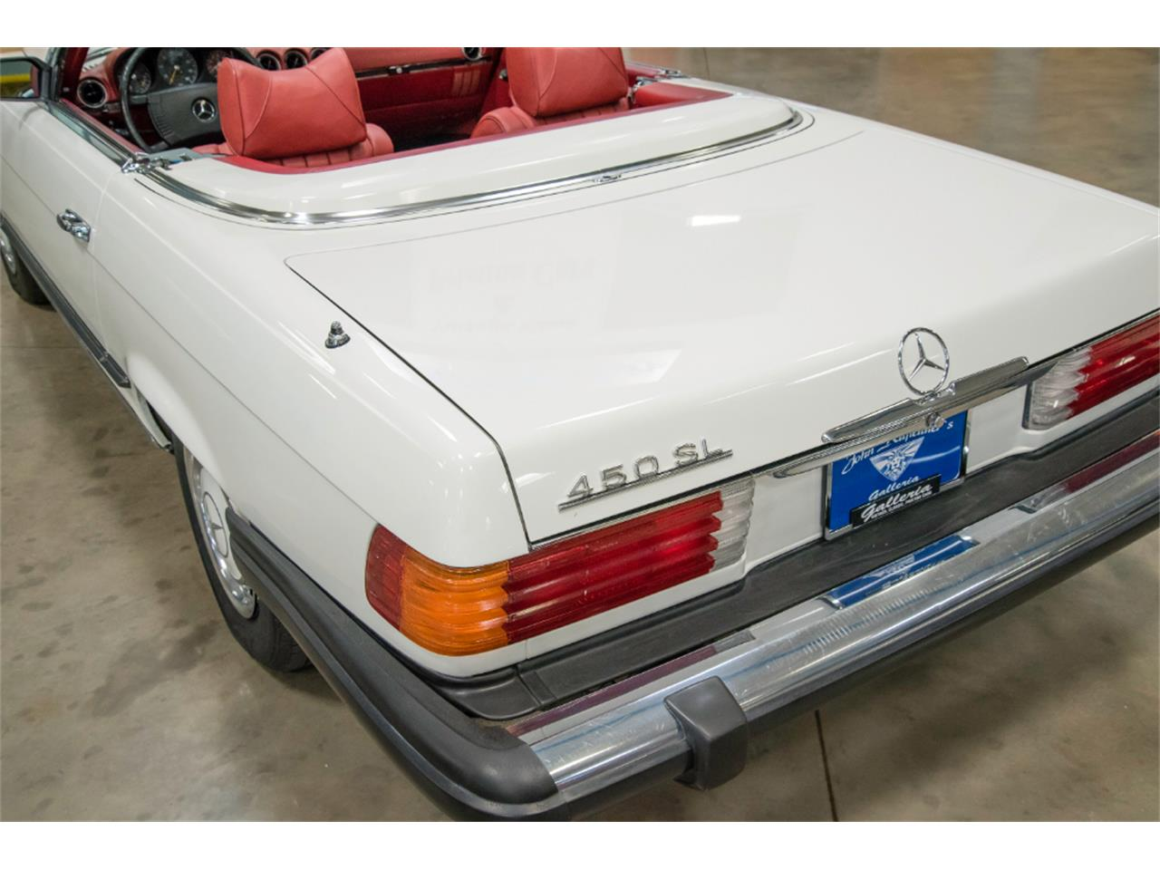 Large Picture of '76 Mercedes-Benz 450SL - LKM8
