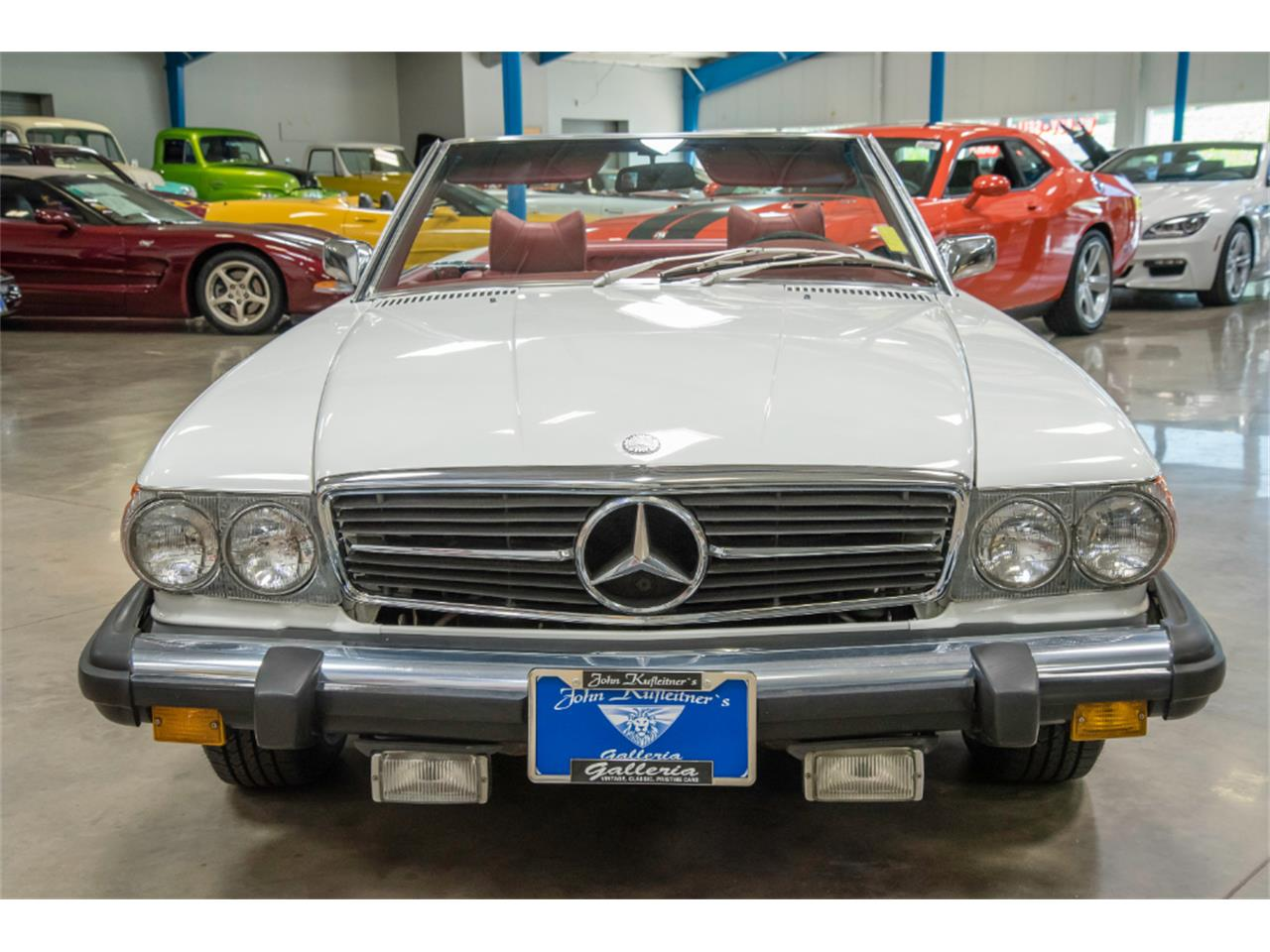 Large Picture of 1976 450SL located in Salem Ohio - $16,800.00 Offered by John Kufleitner's Galleria - LKM8