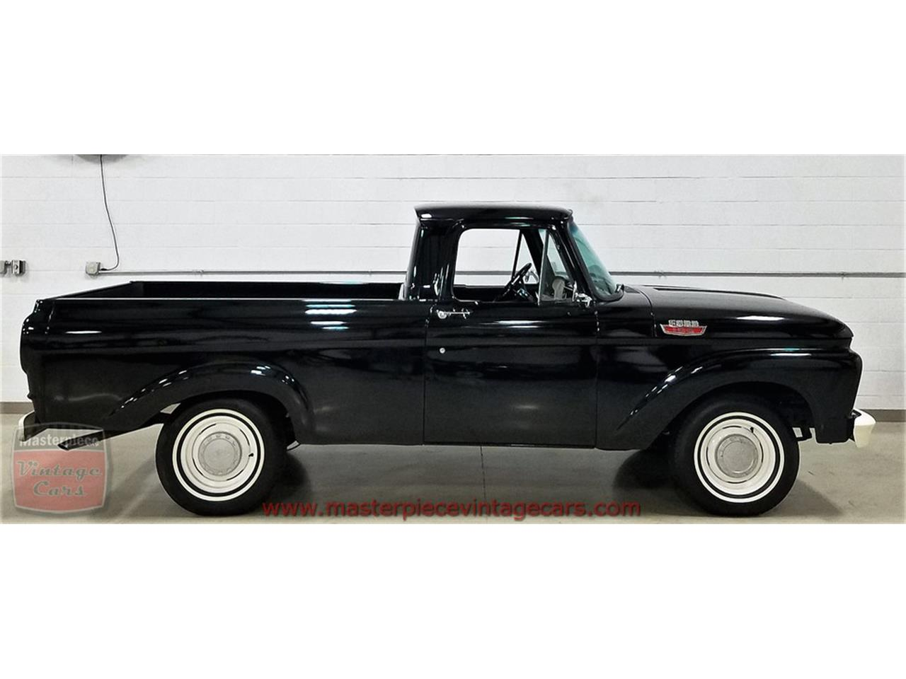 Large Picture of '63 F100 - LKMU