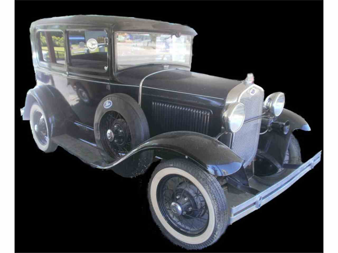Large Picture of Classic 1930 Model A 2Dr Sedan located in Cleburne Texas - $14,500.00 Offered by Griffin's Classic Cars - LG3W