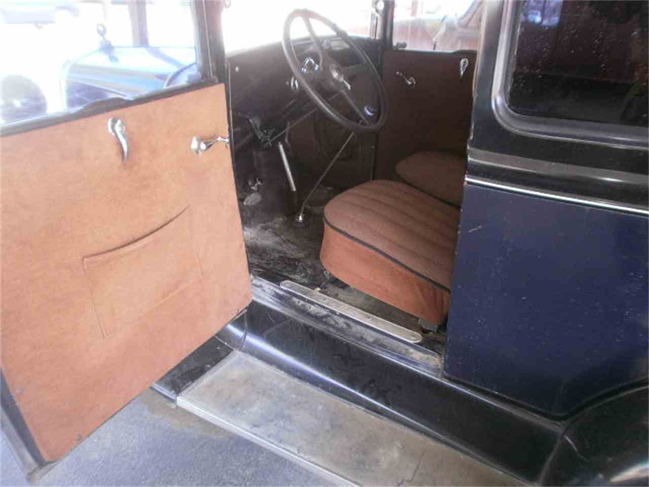 Large Picture of 1930 Ford Model A 2Dr Sedan - $14,500.00 Offered by Griffin's Classic Cars - LG3W