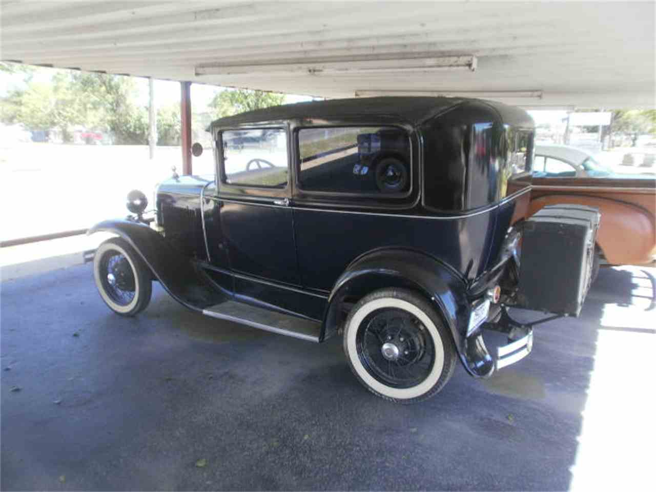 Large Picture of 1930 Model A 2Dr Sedan located in Cleburne Texas - LG3W